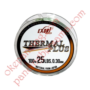 Exory Thermal Plus 25Lb 0.30mm 100M