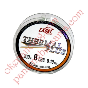 Exory Thermal Plus 8Lb 0.18mm 100M